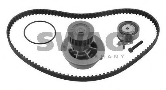 SWAG 40932717 Водяной насос + комплект зубчатого ремня