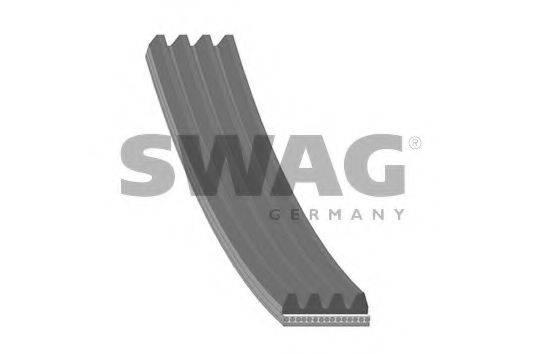 SWAG 70939782 Поликлиновой ремень
