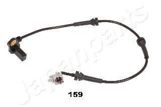 JAPANPARTS ABS159 Датчик, частота вращения колеса