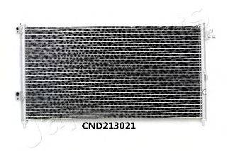 JAPANPARTS CND213021 Конденсатор, кондиционер