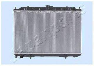 JAPANPARTS RDA213038 Радиатор, охлаждение двигателя
