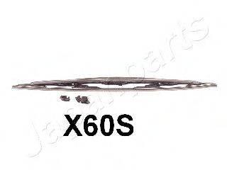JAPANPARTS SSX60S Щетка стеклоочистителя