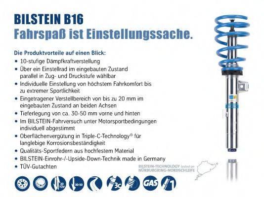 BILSTEIN BIL005082 Комплект ходовой части, пружины / амортизаторы