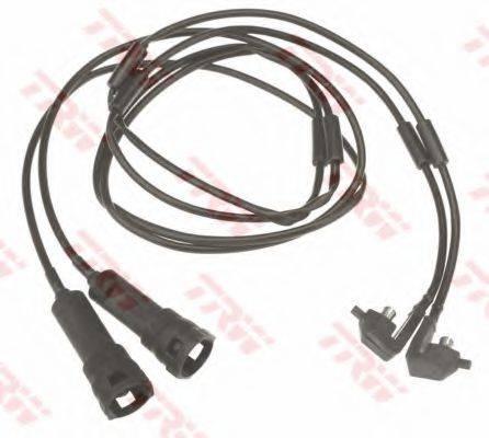 TRW GIC127 Сигнализатор, износ тормозных колодок