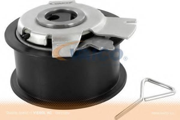VAICO V101596 Натяжной ролик, поликлиновой  ремень