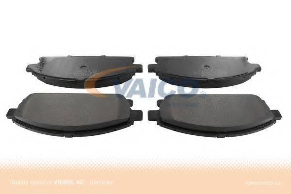 VAICO V380034 Комплект тормозных колодок, дисковый тормоз