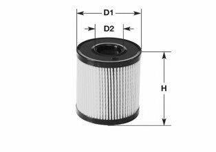 CLEAN FILTERS ML030 Масляный фильтр