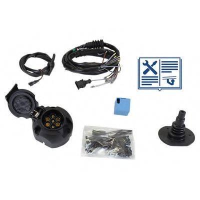 BOSAL 009249 Комплект электрики, прицепное оборудование