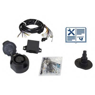 RAMEDER 107016 Комплект электрики, прицепное оборудование