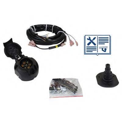 RAMEDER 111074 Комплект электрики, прицепное оборудование