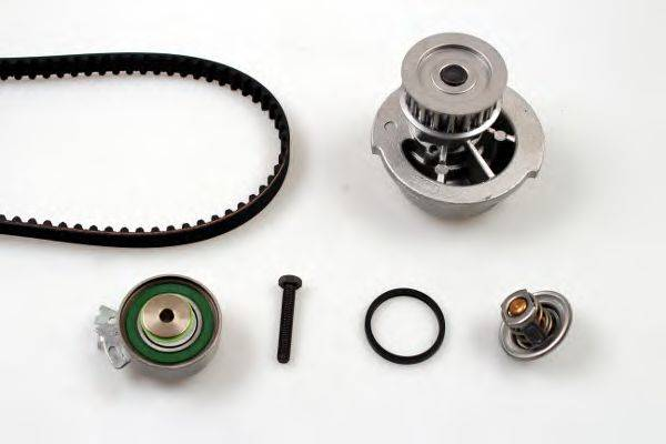 GK K980059BTH Водяной насос + комплект зубчатого ремня