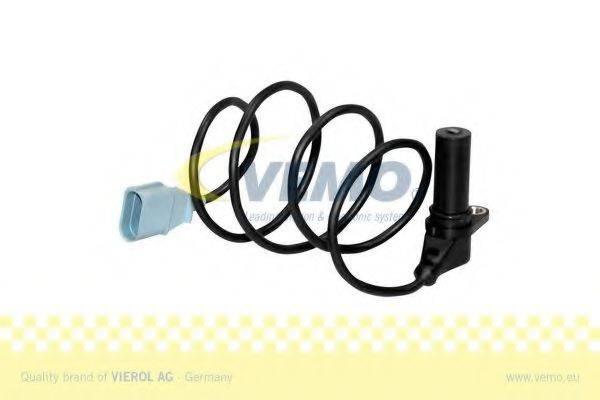 VEMO V10720993 Датчик импульсов; Датчик, частота вращения; Датчик импульсов, маховик; Датчик частоты вращения, управление двигателем