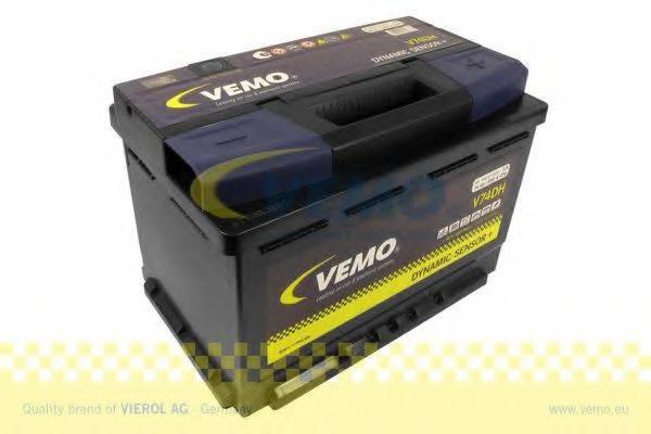 VEMO V99170022 Стартерная аккумуляторная батарея