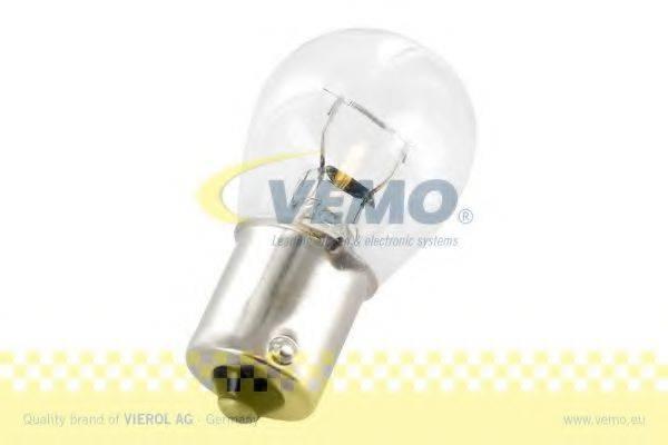 VEMO V99840003 Лампа накаливания, фонарь указателя поворота; Лампа накаливания, фонарь сигнала торможения; Лампа накаливания, фонарь освещения номерного знака; Лампа накаливания, задняя противотуманная фара; Лампа накаливания, фара заднего хода; Лампа накаливания, стояночные огни / габаритные фонари; Лампа накаливания, фара дневного освещения
