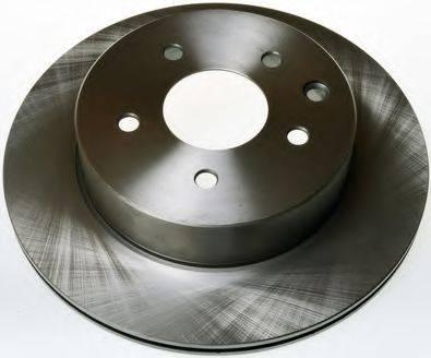 DENCKERMANN B130427 Тормозной диск