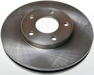 DENCKERMANN B130188 Тормозной диск