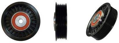 DENCKERMANN P200006 Натяжной ролик, поликлиновой  ремень