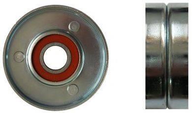 DENCKERMANN P200012 Натяжной ролик, поликлиновой  ремень