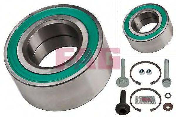 FAG 713610410 Комплект подшипника ступицы колеса