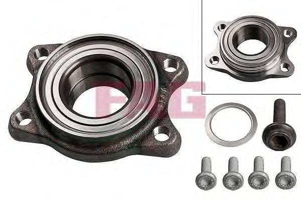 FAG 713610430 Комплект подшипника ступицы колеса