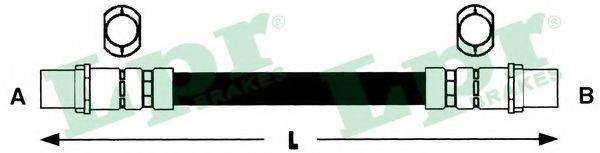 LPR 6T46800 Тормозной шланг
