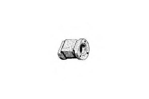 OCAP 1215127 Подвеска, рычаг независимой подвески колеса