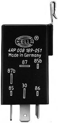 HELLA 4RP008189051 Реле, топливный насос