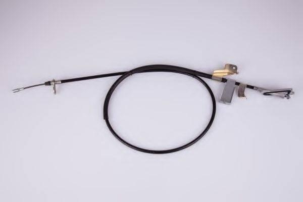 HELLA 8AS355660921 Трос, стояночная тормозная система