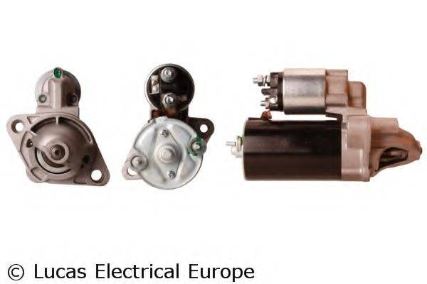 LUCAS ELECTRICAL LRS01386 Стартер