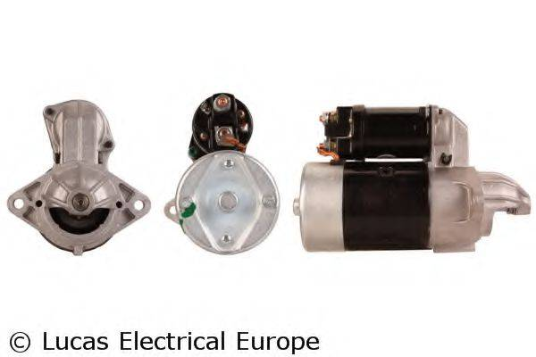 LUCAS ELECTRICAL LRS00356 Стартер