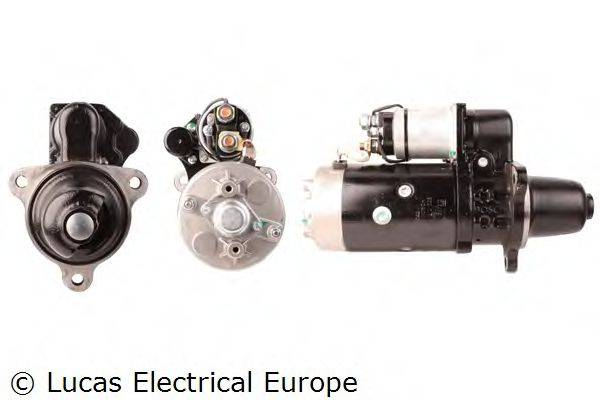 LUCAS ELECTRICAL LRS01938
