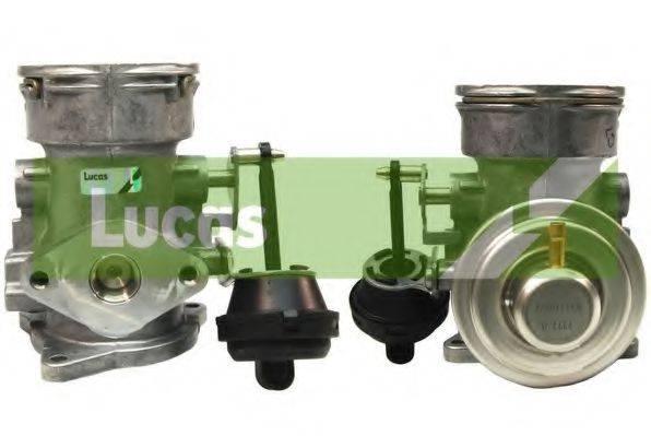 LUCAS ELECTRICAL FDR163 Клапан возврата ОГ