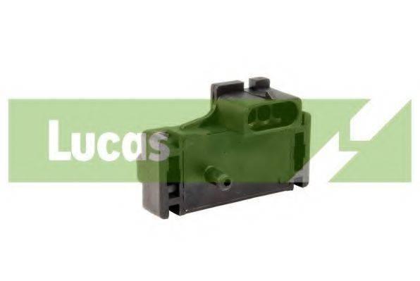 LUCAS ELECTRICAL SEB175 Датчик, давление во впускном газопроводе