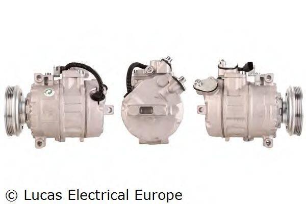 LUCAS ELECTRICAL ACP239 Компрессор, кондиционер