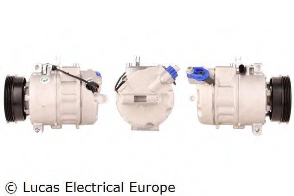LUCAS ELECTRICAL ACP405 Компрессор, кондиционер