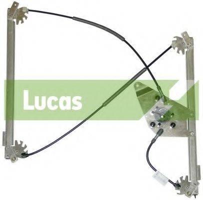 LUCAS ELECTRICAL WRL2001L Подъемное устройство для окон