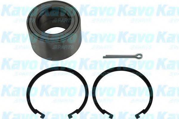 KAVO PARTS WBK6503 Комплект подшипника ступицы колеса