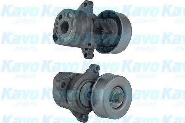 KAVO PARTS DTP6507 Натяжной ролик, поликлиновой  ремень