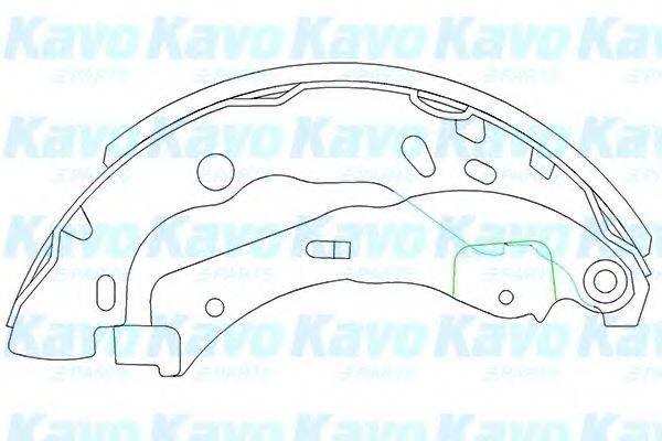 KAVO PARTS KBS-7407