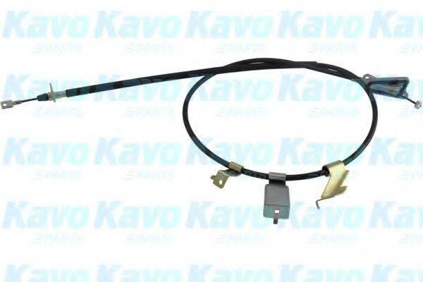 KAVO PARTS BHC6657 Трос, стояночная тормозная система