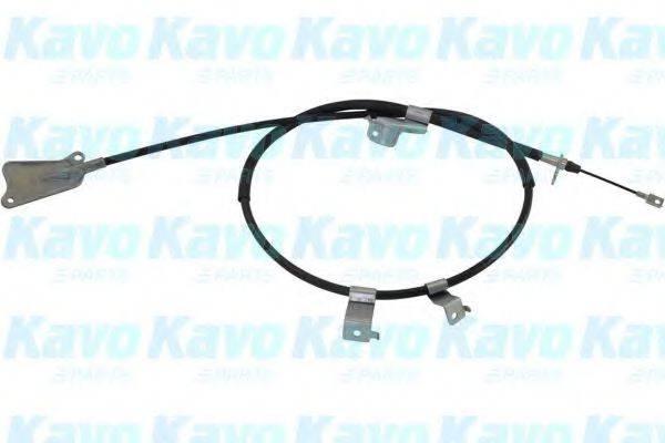 KAVO PARTS BHC6658 Трос, стояночная тормозная система
