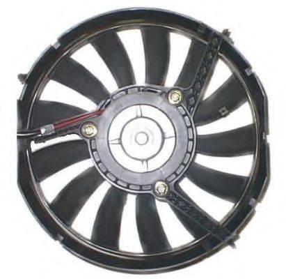 NRF 47206 Вентилятор, охлаждение двигателя