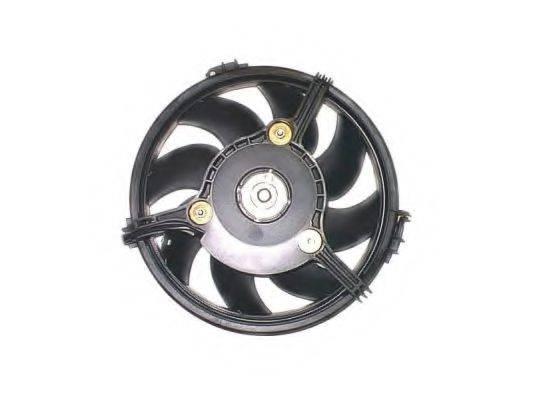 NRF 47207 Вентилятор, охлаждение двигателя