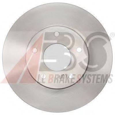 A.B.S. 17438OE Тормозной диск