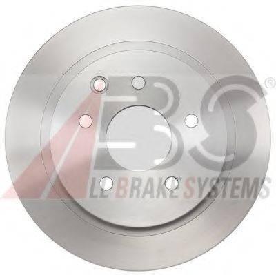 A.B.S. 17632OE Тормозной диск