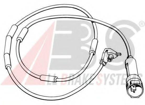 A.B.S. 39510 Сигнализатор, износ тормозных колодок