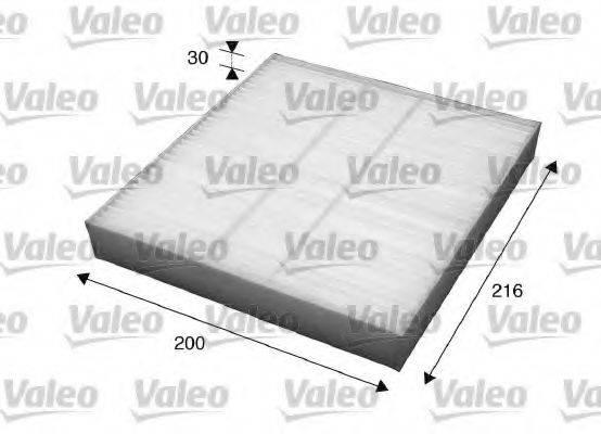 VALEO 715560 Фильтр, воздух во внутренном пространстве