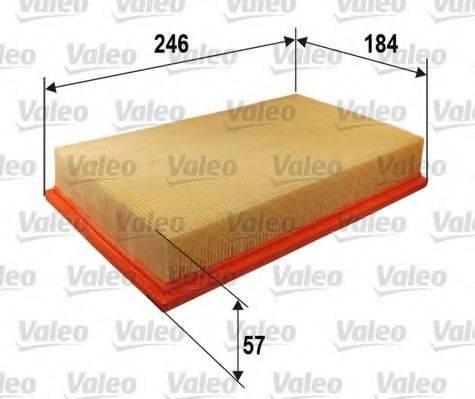 VALEO 585369 Воздушный фильтр