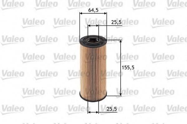 VALEO 586502 Масляный фильтр