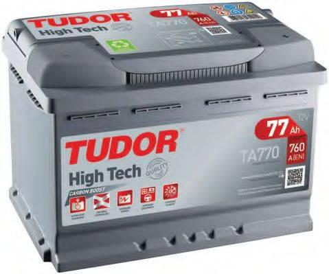 TUDOR TA770 Стартерная аккумуляторная батарея; Стартерная аккумуляторная батарея